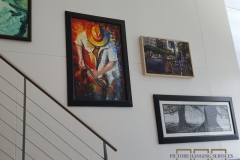 Gallery Hanging Picture Hanging Service 2