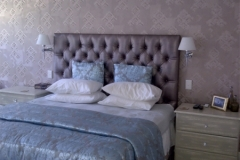 Picture Hanging Services Headboard Installation 1