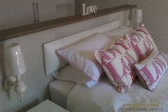 Picture Hanging Services Headboard Installation 2