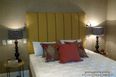 Picture Hanging Services Headboard Installation 4