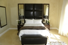 Picture Hanging Services Headboard Installation 6