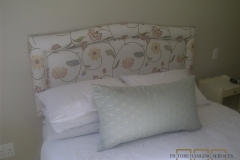 Picture Hanging Services Headboard Installation 7